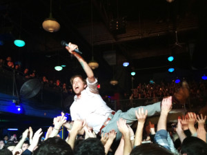 Andrew McMahon initially became well-known for his work with the band Something Corporate, but is now performing with Jack's Mannequin. (Photo by Marisa Blackwell)