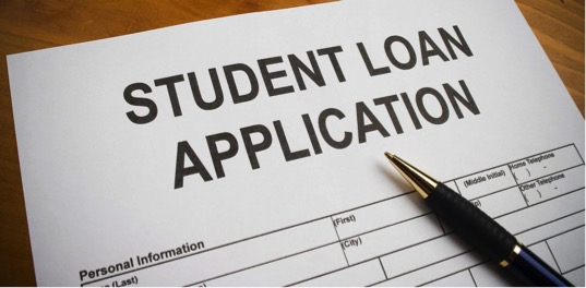 Students are faced with the difficulty of taking out student loans, knowing that he or she may spend years paying them off. (Photo credit: ABC News)