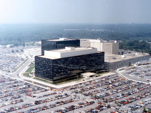 The NSA's headquarters in Fort Meade, Maryland (Photo credit: Wikipedia)