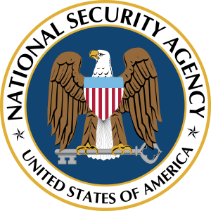 The seal of the National Security Agency of the United States of America (Photo credit: Wikipedia)
