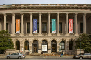 The library aims to bring authors to the city of Philadelphia to showcase their work and speak of their experience. (Photo credit: VisitPhilly.com)
