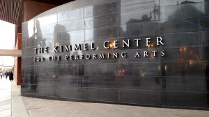 Temple's Boyer School of Music hosted its yearly concert at Philadelphia's own Kimmel Center. (Photo by: Anthony Pearson)