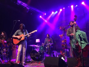 Okkervil River's indie vibe left the audience at Union Transfer satisfied (Photo: Emily Elizabeth Fedak)