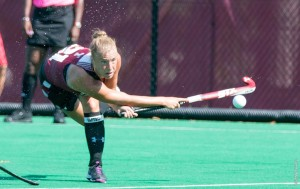 Paige Gross scored the Owls' lone goal in a Big East semi-final loss to UConn. (Photo: Owlsports.com)