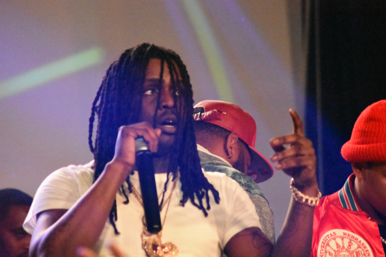 Chief Keef brought the house down at Coda in Philadelphia on Feb. 20. (Photo: Charley Parker)