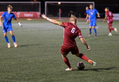 As The Rain Fell, Temple Provided No Answers to Memphis as They Dropped Their Fifth in a Row, 2-1.