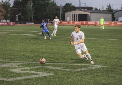 Men's Soccer Suffered A Controversial Penalty Kick Call Which Resulted in a 2-1 Loss against #8 Tulsa