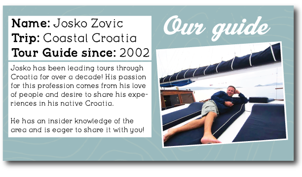 Croatia Guide Josko