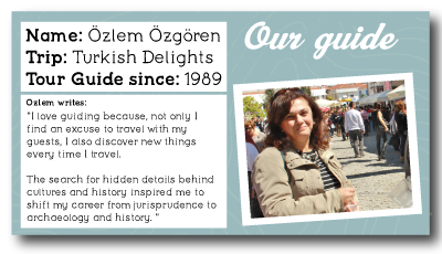 Turkey Guide Olzem Profile