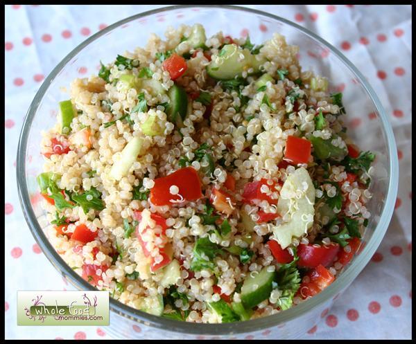 Garden fresh quinoa salad maintenance blog garden fresh quinoa salad forumfinder Images