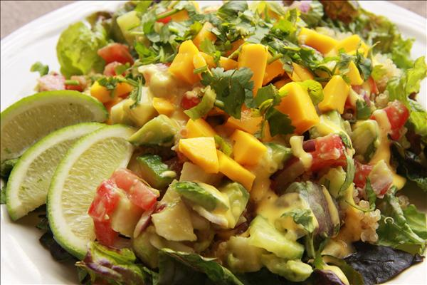 Mango Salad Whole Food Recipes