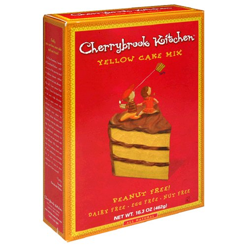 wholeshare cherrybrook kitchen yellow cake mix 16 3 ounce box