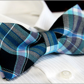 Unusual_multicolor_checked_mens_bowtie_b192