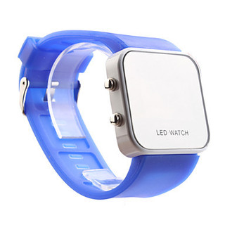 Silicone-band-women-men-unisex-jelly-sport-style-square-mirror-led-wrist-watch-blue_whacni1309148162487