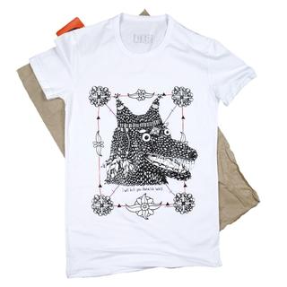 Black-wolf-unisex