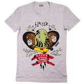 Kerry-king-is-love-unisex-melange