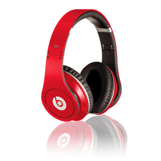 Monster-beats-by-dr-dre-high-definition-studio-headphones-red