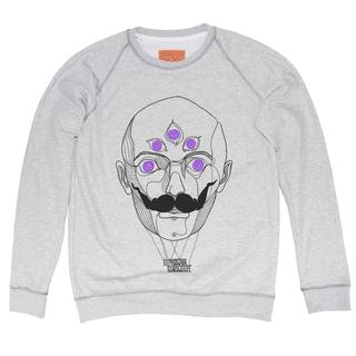 Hypnodjaba-unisex-melange-sweatshirt