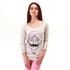 Hypnodjaba-female-melange-sweatshirt