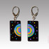 Happy_vinyl-earrings