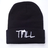 Free-shipping-more-than-1000-style-beanies-pom-trill-embroidered-beanies-knit-hat-cuff-brim-rocky