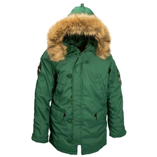 Altitude-parka-forest-green