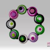 Tricolor-bracelet