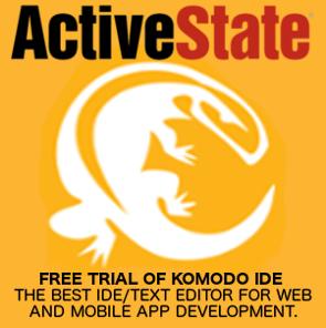 Komodo ide trial