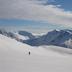 Lone Skier John Gracey