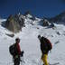 On the Argentiere Glacier