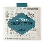 Alder Grilling Wraps (8-Pack)