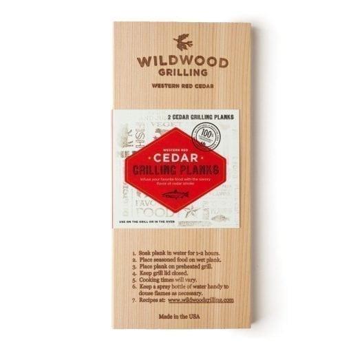 "Cedar Grilling Planks 5x11"""