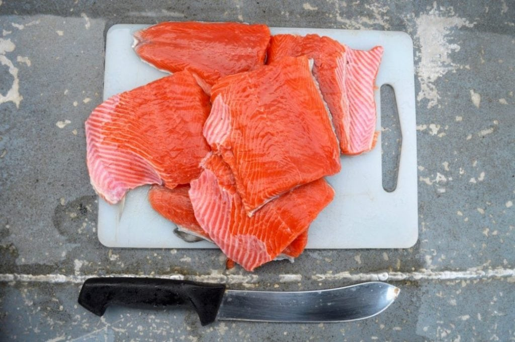 Alaskan Wild-Caught Salmon