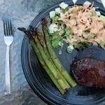 Hickory Planked Elk Recipe