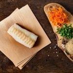 Alder Wrapped Cod Recipe