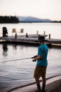 Fishing North Idaho