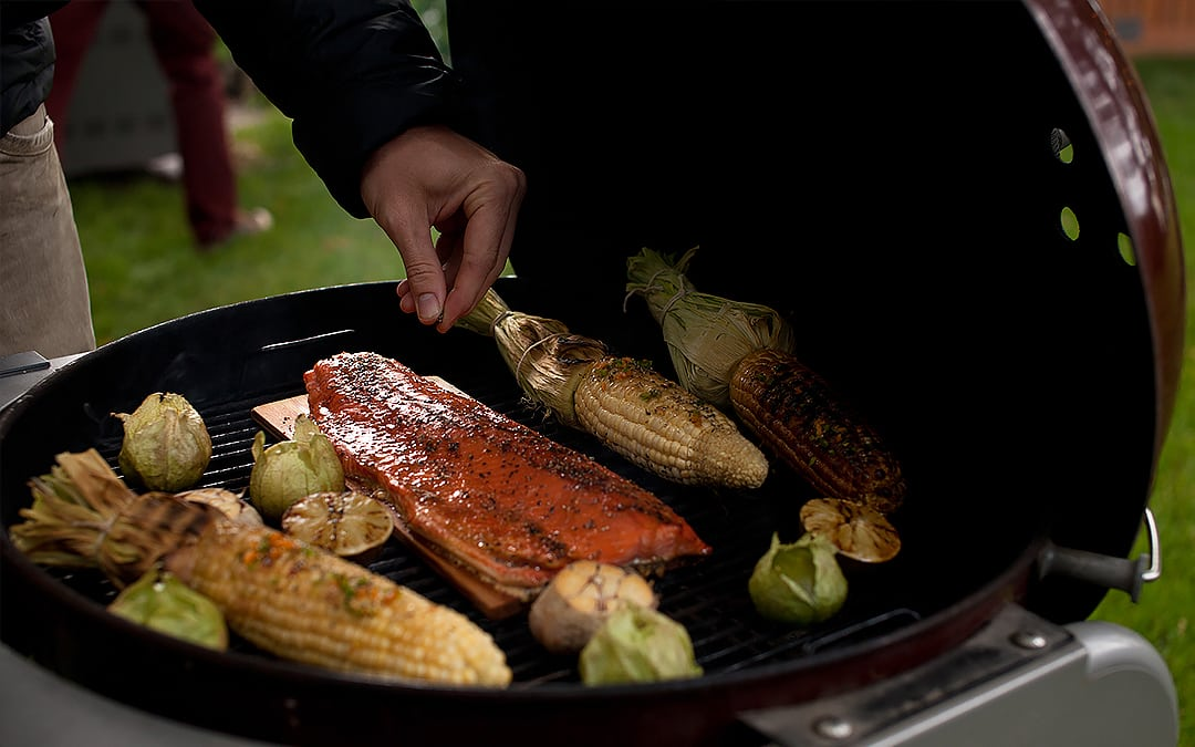 How Long do you Cook Salmon on the Grill on a Cedar Plank?