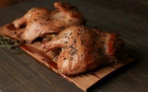 Can you Cook Chicken on Cedar Planks