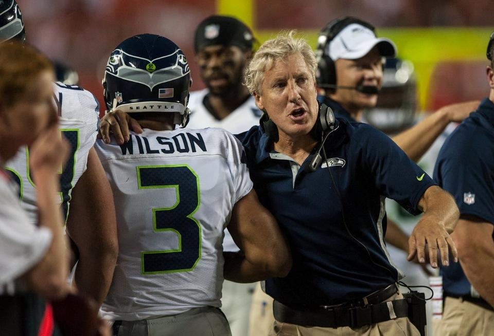 Pete-Carroll-Russell-Wilson