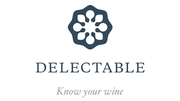Delectable logo sized