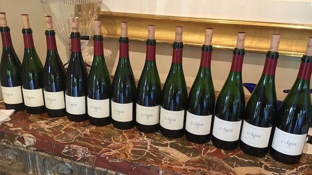 Vertical tasting of the colgin cellars syrah ix estate copy 2