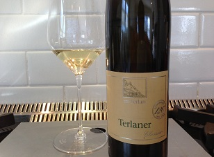 2012 Terlano Terlaner Classico ($20) 89 points