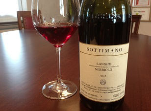 2012 Sottimano Langhe Nebbiolo ($24) 90 points