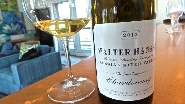 2012 Hansel Chardonnay Estate ($25.00) 90 points