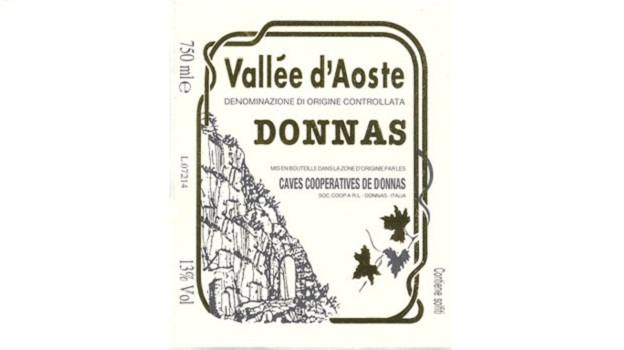 2010 Caves de Donnas Donnas Rosso ($25) 91 points