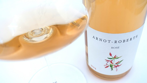 2014 Arnot-Roberts Rosé Touriga Nacional Luchsinger Vineyard Clear Lake ($28) 91 points