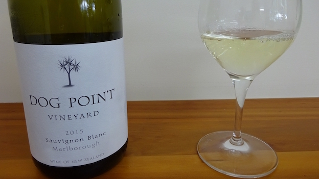 2015 Dog Point Vineyard Sauvignon Blanc ($24.00) 92 points