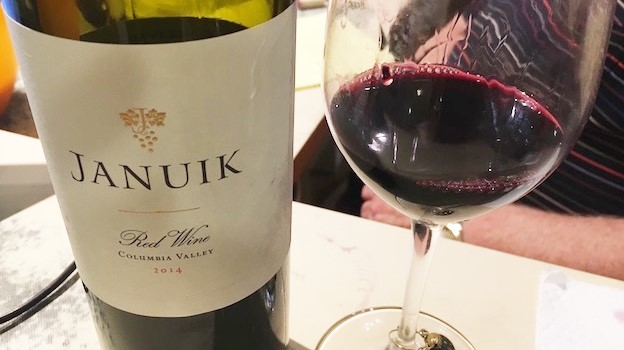 2014 Januik Winery Red Wine ($20.00) 90