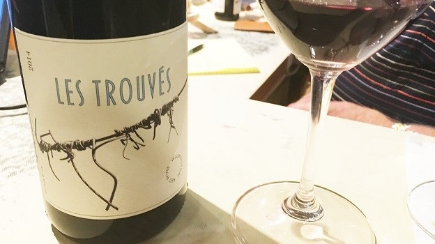2014 Les Trouvés Red Wine ($25.00) 90