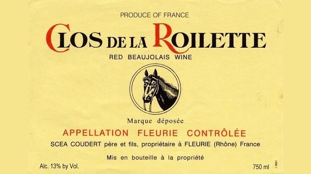 2015 Clos de Roilette Fleurie ($22.00) 92